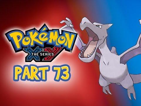 Pokemon X and Y Gameplay Walkthrough Part 73 - Triple Bridge Battle 3DS Let's Play