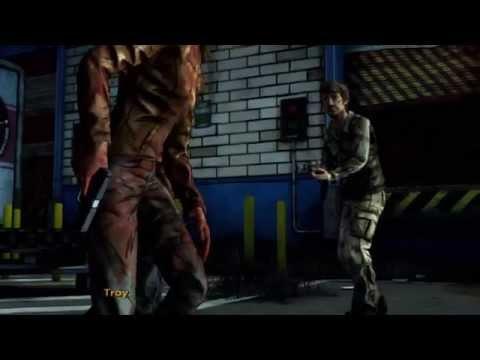 The Walking Dead - All Death Scenes and Zombie Kills Season 2 Episode 3 HD |