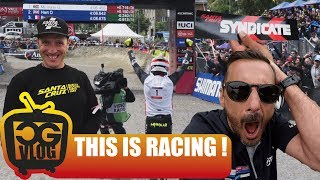 FINALS UCI MTB DH WORLD CUP in Vallnord - TIPS From The SYNDICATE - CG VLOG #184