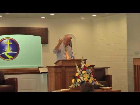 Pastor Jones 6 11 17 PM Service at Community Baptist Church, Ayden, NC