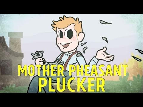 I Am A Pheasant Mother Plucker Mother Pheasant Plucke...