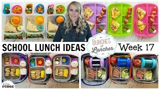 FUN School Lunch Ideas + What They Ate 🍎 | JK, K, 1st grade, 2nd Grade | Bunches of Lunches