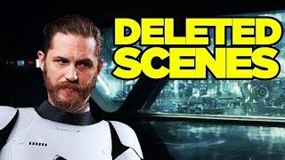 Last Jedi DELETED SCENES & Alternate Versions (Tom Hardy Cameo Revealed)