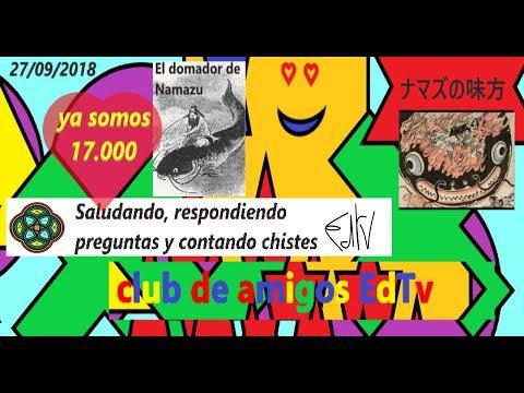 Club de Amigos de EdTv - ESPECIAL 17.000 - NUBES/OVNI/NIBIRU- MATERIAL EXCLUSIVO