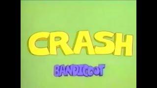 Crash Bandicoot™ Cartoon-Ad (Anfang 1996 Zwischensequenzen)