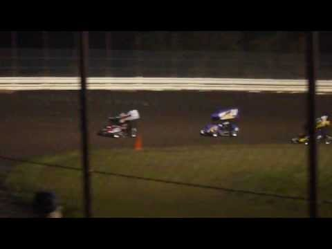 English Creek Speedway Limited Outlaw JR Wing Feature May 24, 2013