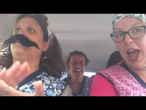 JAMmer carpool karaoke