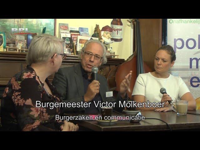 Dorpen en wijken, samenvatting Politiek Café RPL RuitenTroef - RPL Woerden 8 oktober 2018