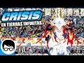 EL FIN DEL MULTIVERSO DE DC COMO LO CONOCÍAMOS  Crisis en Tierras Infinitas (Parte 2)  Ft. Comics TJ