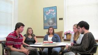 God Nature Science Group Project Video