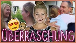 ÜBERRASCHUNG! - Familie & Freunde in Deutschland nach 13 Monaten treffen!