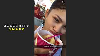 Zendaya | Best Snapchat Videos | 2016 | ft Bella Thorne