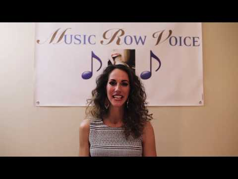 WELCOME TO MUSIC ROW VOICE!