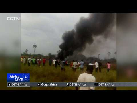 DR Congo authorities confirms no survivors after aircraft plummets