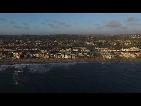 Drone Shots in Oceanside - We Love Drones