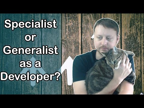 Should You Be a Specialist or Generalist as a Developer? | Ask a Dev