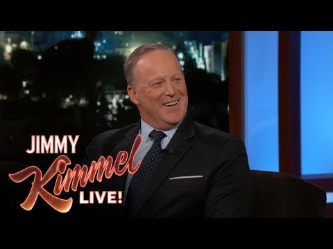 Sean Spicer on Melissa McCarthy's Portrayal of Him