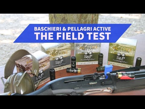 Baschieri & Pellagri Active the field test