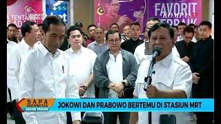 Memaknai Pertemuan Perdana Jokowi dan Prabowo Pasca-Pilpres 2019