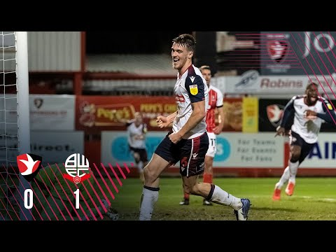Cheltenham Bolton Goals And Highlights