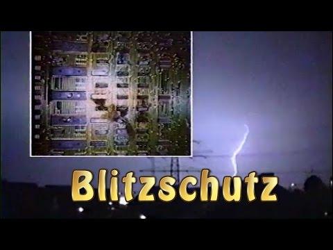 blitzschutz,-blitzschutzbau,-Überspannungsschutz,-erdung
