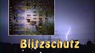 Blitzschutz, Blitzschutzbau, Überspannungsschutz, Erdung
