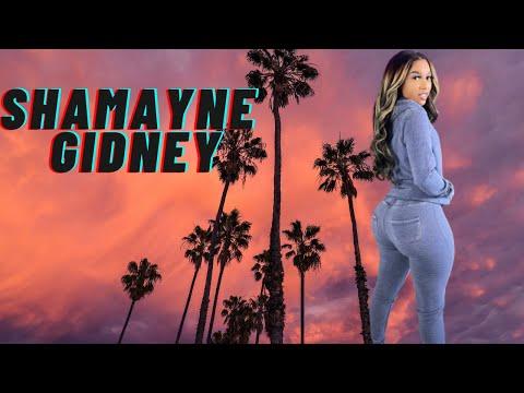 IG Model: Shamayne G