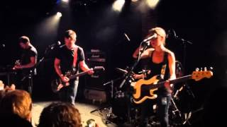 FUTURE OF THE LEFT -The Lord Hates A Coward and more..- PARIS -La Maroquinerie - 02.06.2012