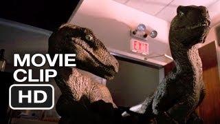 Jurassic Park 3D Movie CLIP - It's Inside (1993) - Steven Spielberg Movie HD