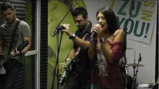 Antonia si Vunk - Pleaca (Live in Morning ZU)