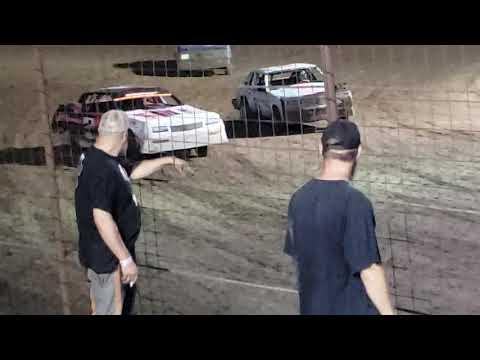 Hobby stock feature Salina Speedway 7.05