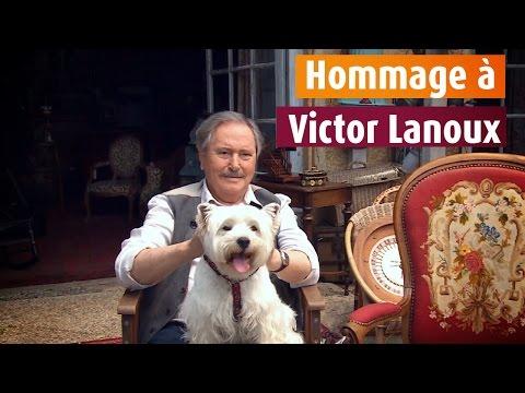 Hommage à Victor Lanoux, comédien de Louis la Brocante