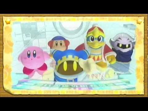 Kirby's Adventure. Wii [4 Player] | Episode 1