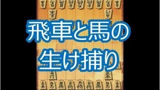 【将棋ウォーズ実況 228】 向かい飛車 VS 居飛車棒銀 【10切れ】 thumbnail