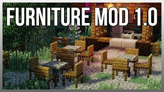 FURNITURE MOD 1.0 (Throwback Thursday)