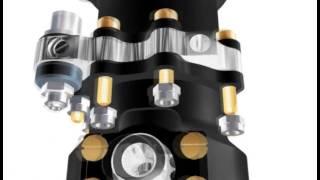 видео Техническая конструкция аксиально-поршневых насосов