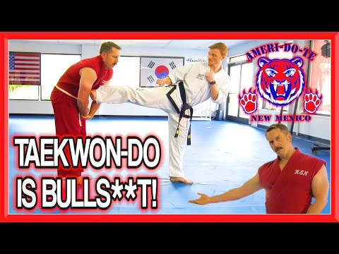Thumbnail: TAEKWON-DO is BULLS**T | Master Ken & GNT