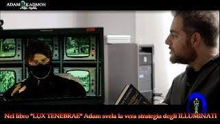 DANIELE BOSSARI intervista lo scrittore ADAM KADMON 🔵