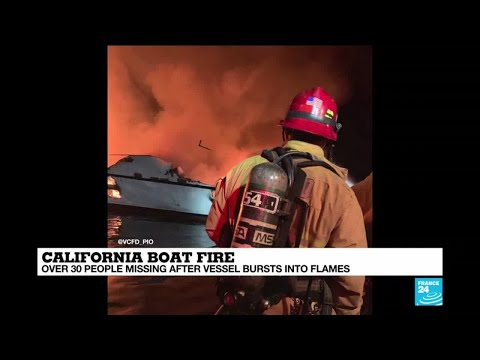 california:-over-30-people-missing-after-boat-bursts-into-flames