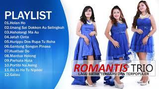 Full Album - ROMANTIS TRIO - Lagu Batak Terbaru NON STOP