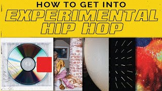 How To Get Into EXPERIMENTAL HIP HOP - A Bucket of Jake