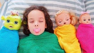 Are you Sleeping Brother John Baby Morning Routine  Musik Untuk Anak, barnvisorna på engelska