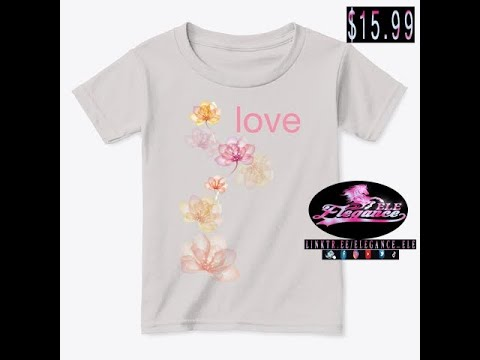 toddler-classic-t-shirt-flowers-love