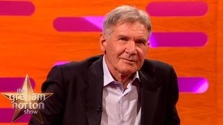 Harrison Ford Re-enacts