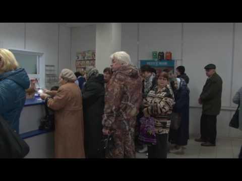 Годы жизни, потраченные в очередях Почты России
