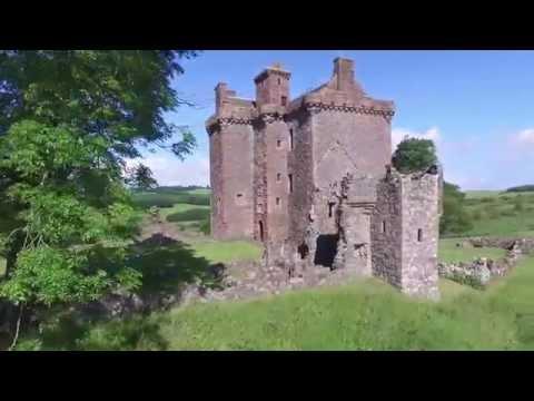 Location Video: Balvaird Castle