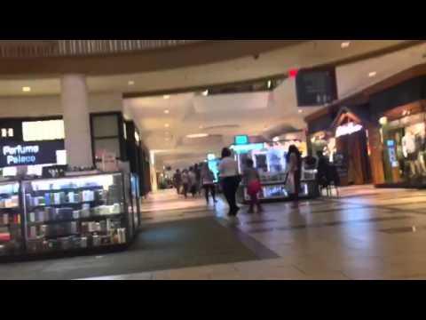 Walking At Oak Park Mall in Overland Park, KS (3/26/16)
