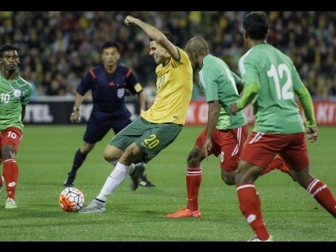 FULL MATCH: Australia vs Bangladesh - 2018 FIFA WC Russia & AFC Asian Cup UAE 2019 (Qly RD 3)