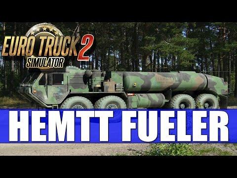 Euro Truck Simulator 2 - HEMTT Fueler