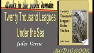 Twenty Thousand Leagues Under the Sea Audiobook Part 1 -   Jules VERNE